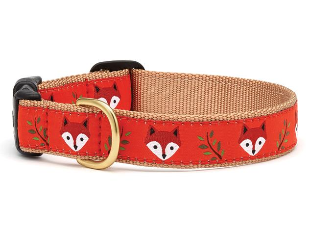 Animal Pattern Ribbon Collars