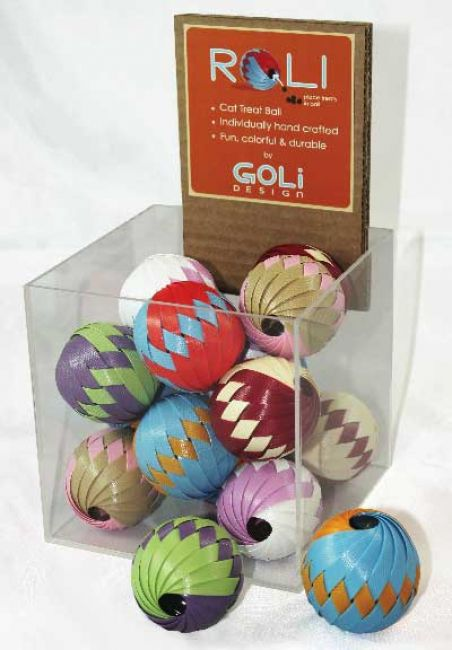 Roli Goli Treat Ball