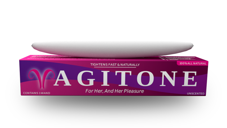 Vagitone Tightening Wand