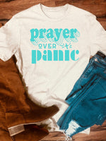Prayer over panic