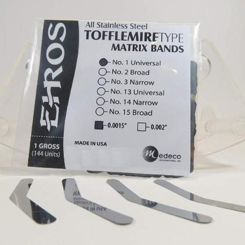 Ehros Tofflemire Matrix Band