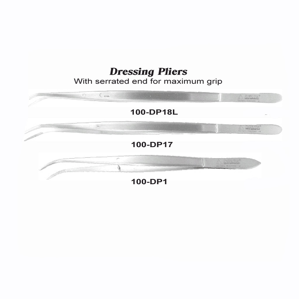 USA Delta Dressing Pliers (100-DP17)