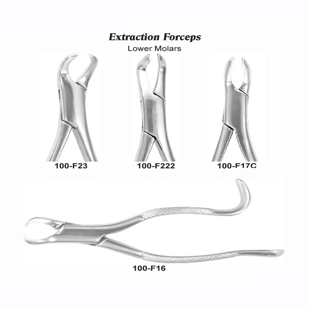 USA Delta Extraction Forceps Ea (EFLMUSAD)