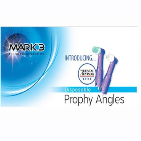 Mark3 Disposable Prophy Angles