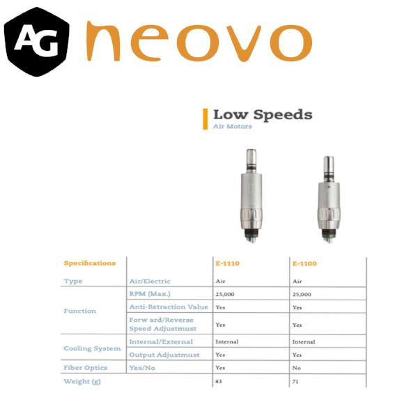 Neovo Evolve 1110 Low-Speed Micro-Motor (320-1110)