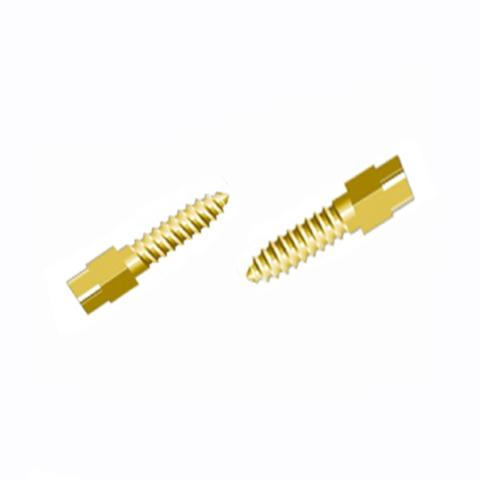 Nordin Screw Post Gold Plated Refill