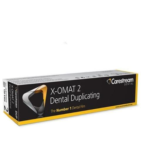 Carestream Periapical Duplicating Film #2 X-Omat2 (950-1586460)