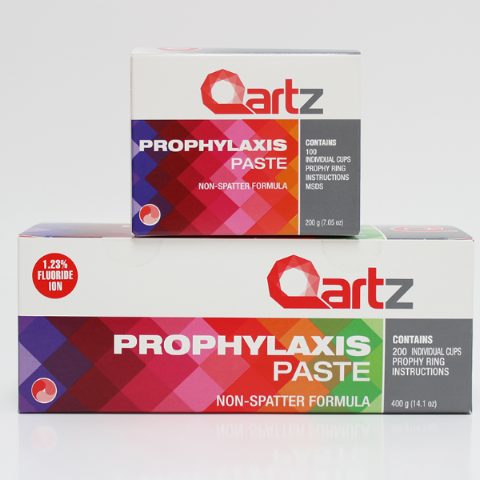 Dharma Qartz  Prophy Paste