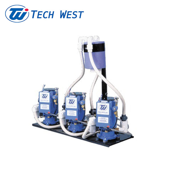 Tech-West Whirlwind Liquid Ring Vacuum Pump (320-TWVPL) CALL FOR PRICE