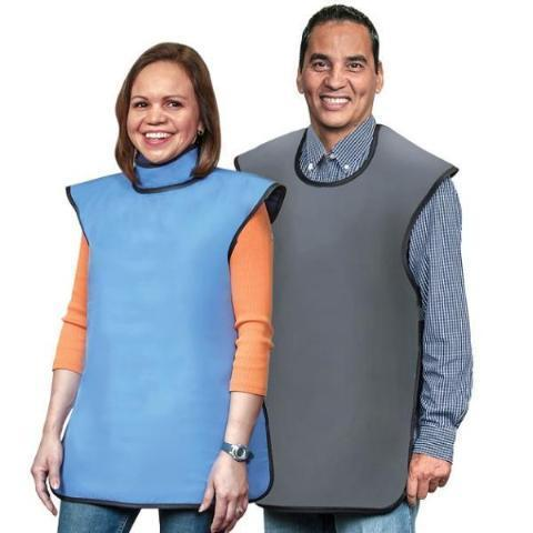 3D Dental X-Ray Aprons with collar