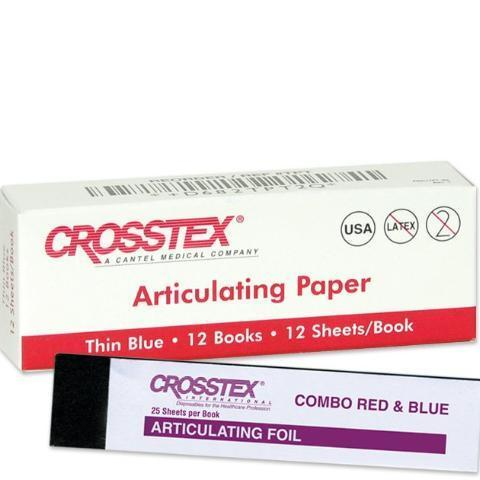 Crosstex Articulating Paper (110-TPBR)