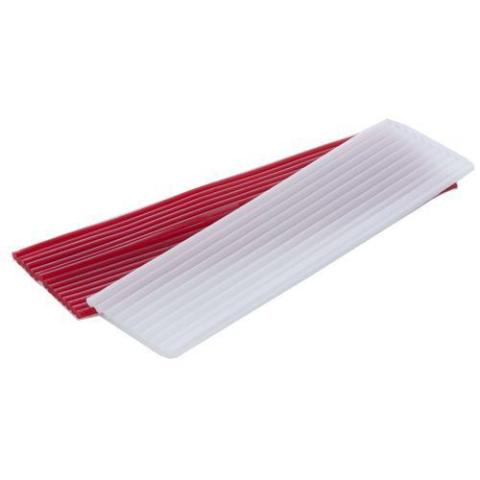 Coltene-Whaledent Utility Wax Round Strips Red (900-H00817)