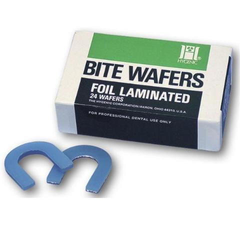 Coltene-Whaledent Bite Wafers Foil With Light Blue Laminated (900-H00825)