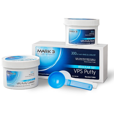 Mark3 Putty VPS Impression Material