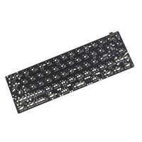 Wholesales Type C Keyboard GH60 plastic Case DIY for 60% Mechanical Gaming Keyboard Compatible Poker2 Pok3r Faceu 60