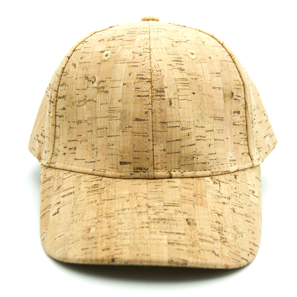 hat, Eco friendly Baseball Cap - movevegan, vegan fashion product trends, cork, animal free