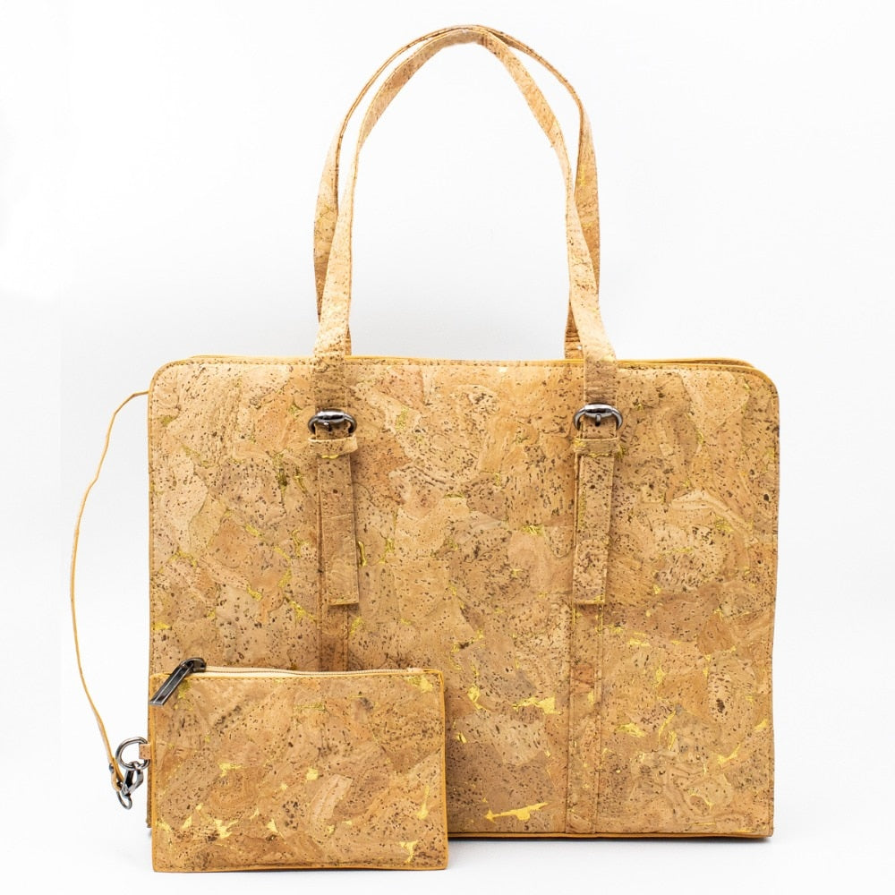 bag, Natural cork handbag - movevegan, vegan fashion product trends, cork, animal free