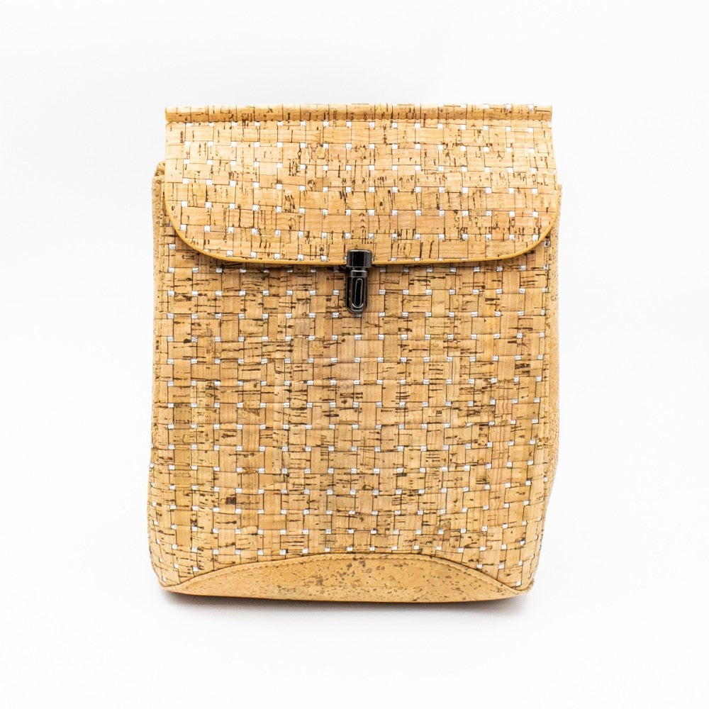 backpack, Silver Sequined Bagpack - movevegan, vegan fashion product trends, cork, animal free