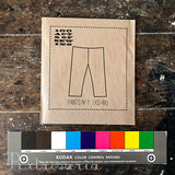 100 Acts of Sewing Pants no 1 sewing pattern