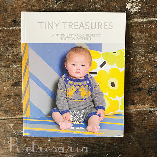 Tiny Treasures Modern Baby And Children S Knitting Patterns