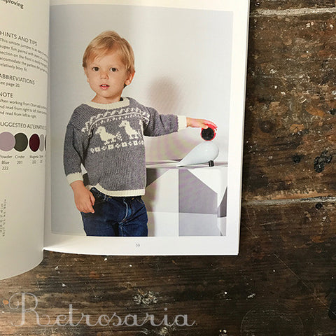 Tiny Treasures. Modern Baby and Children's Knitting Patterns