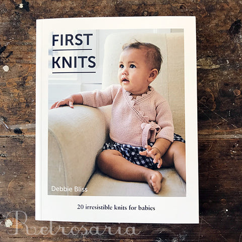 First Knits - 20 irresistible knits for babies