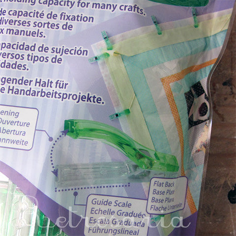 Molas para Costura CLOVER Wonder Clips