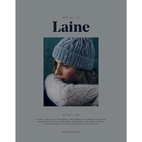 Copy of Laine - Nordic Knit Life 4