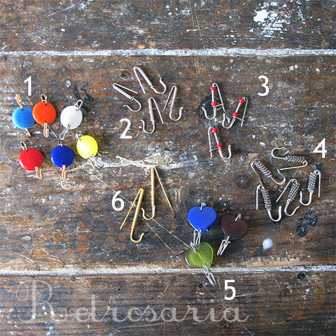 vintage portuguese knitting pins