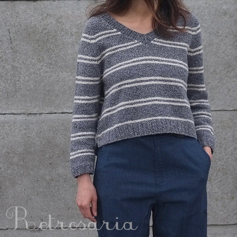 Kit camisola Aveiro | Aveiro sweater kit