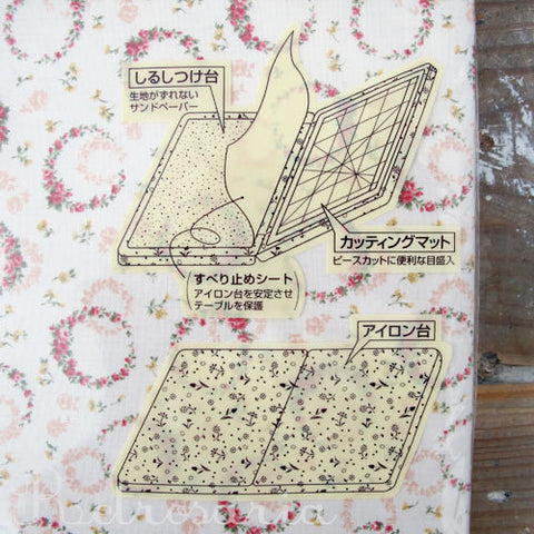 Base para patchwork 3 em 1 CLOVER Patchwork board multi