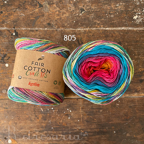 Katia Fair Cotton Craft 175