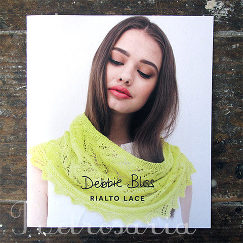 Debbie Bliss Lace Edged Cowl