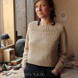 Kit camisola Ilha | Ilha sweater kit