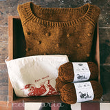 Kit camisola Arbusto | Arbusto sweater kit