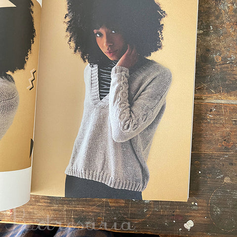 KIY [Knit-It-Yourself] - 15 modern sweater designs to stitch and wear