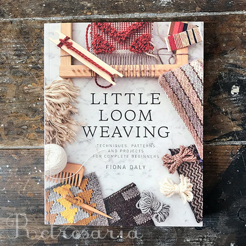 Little Loom Weaving
