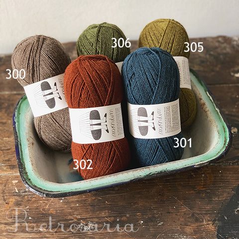Mondim yarn by Rosa Pomar