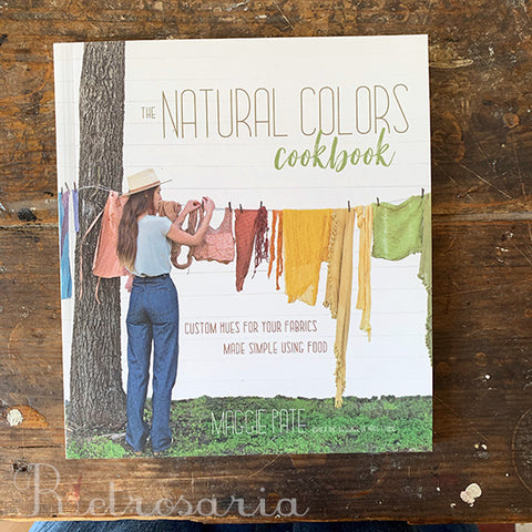 Natural Colors Cookbook