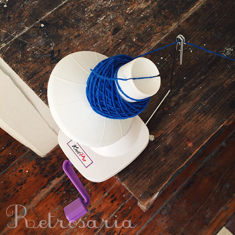 Noveladora Knitpro Wool Winder