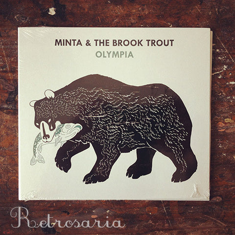 Minta & the brook trout - Olympia