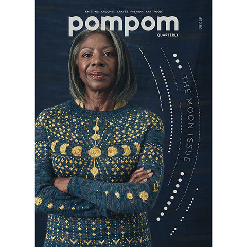 Pom Pom quarterly magazine - issue 26 Autumn 2018
