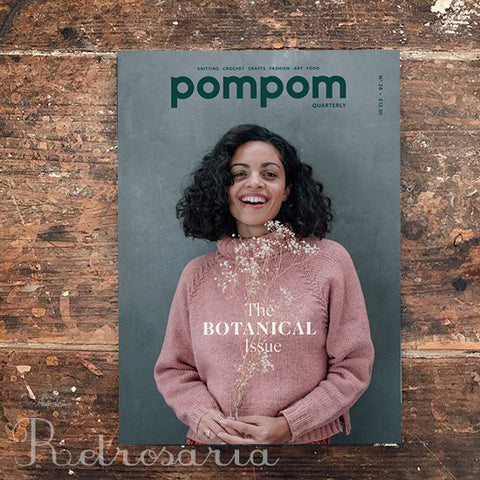 Pom Pom quarterly magazine - issue 28 Spring 2019