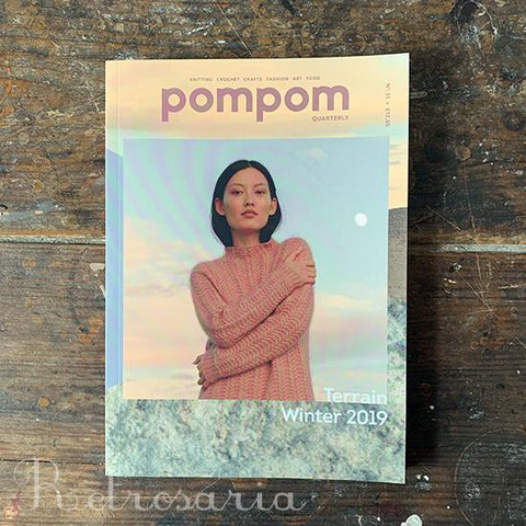 Pom Pom quarterly magazine - issue 31 Winter 2019
