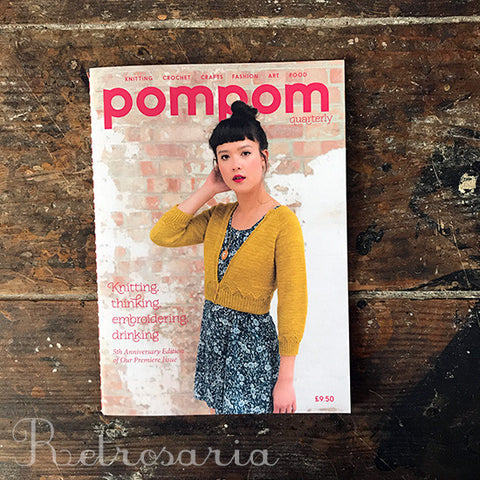 Pom Pom quarterly magazine - issue 1 revisited