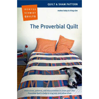 The Proverbial Quilt Pattern