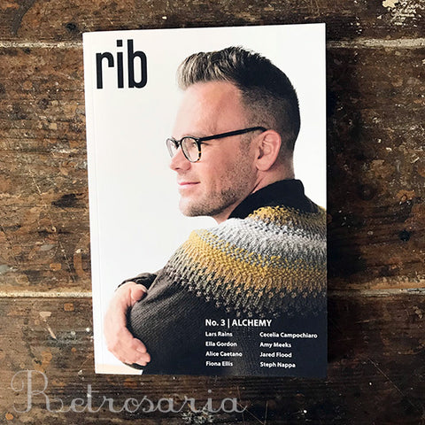Rib Magazine No. 3 ALCHEMY