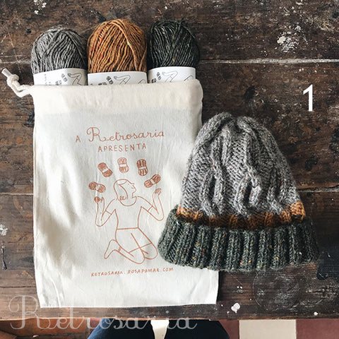 Kit Gorro Ricas | Ricas hat kit