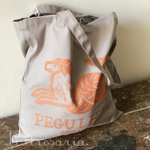Pegulhal tote bag wholesale