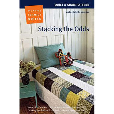 Stacking the Odds Quilt Pattern